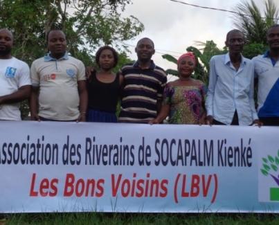 """L'association """"LES BONS VOISINS"""" de Kribi (LBV)"""
